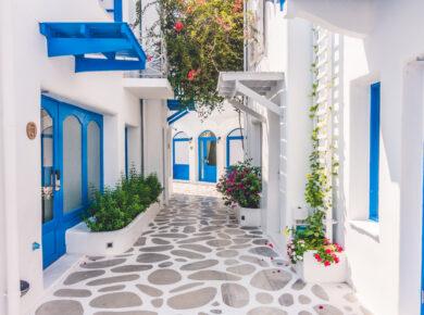 Santorini A Small Paradise