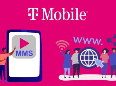 T-mobil How to fix MMS issues