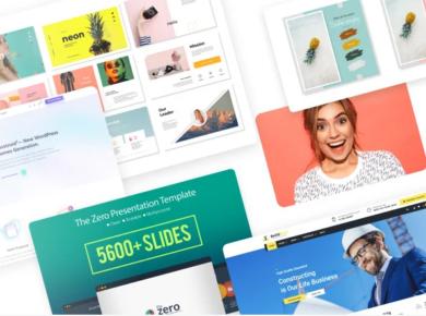 OpenCart template responisve design