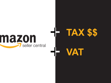Amazon Sellers VAT refunds