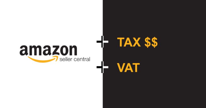 Amazon Sellers VAT refunds